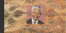 Carnet Prestige 2001 Hommage à Nelson Mandela PA C66 - Carnets