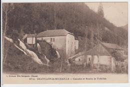 1 Cpa Chatillon De Michaille - Francia
