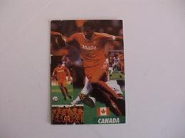 Football Futebol World Cup México 86 Canada Players Portugal Portuguese Pocket Calendar 1986 - Calendars