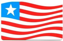 Liberian Flag 25 UNITS - URMET MINT - Liberia