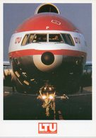 LTU - Lockheed L-1011 TriStar (front View) - Airline Issue - 1946-....: Moderne