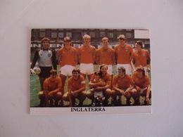 Football Futebol World Cup México 86 England Team Portugal Portuguese Pocket Calendar 1986 - Calendars
