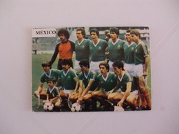 Football Futebol World Cup México 86 Mexico Team Portugal Portuguese Pocket Calendar 1986 - Calendars