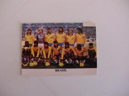 Football Futebol World Cup México 86 Brasil Team Portugal Portuguese Pocket Calendar 1986 - Calendars