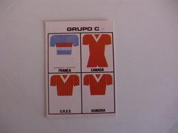 Football Futebol World Cup México 86 Group C Portugal Portuguese Pocket Calendar 1986 - Calendars