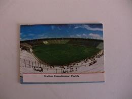 Football Futebol World Cup México 86 Stadium Stadion Guauhtemoc Puebla Portugal Portuguese Pocket Calendar 1986 - Calendars