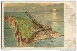 Helgoland - Künstlerkarte - Helgoland