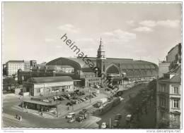 Hamburg - Hauptbahnhof - Foto-AK Grossformat 50er Jahre - Unclassified