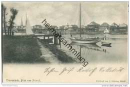 Travemünde - Blick Vom Priwall - Luebeck-Travemuende