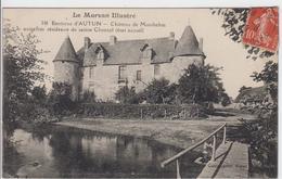 1 Cpa Château De Monthelon - Unclassified