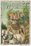 Fröhliche Pfingsten - Pfingstausflug Mit Der Pferdekutsche - Pentecost