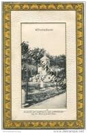 Wilhelmshaven - Denkmal Der Gefallenen Und Gebliebenen Der II. Matrosen-Division - Prägedruck - Wilhelmshaven