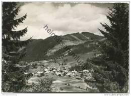Menzenschwand - Foto-AK Grossformat - St. Blasien