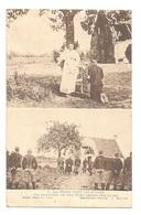 (20456-00) La Messe Dans Les Ruines - Secteur Belge De L'Yser - War 1914-18