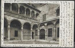 CASSA DI RISPARMIO DELLE PROVINCIE LOMBARDE - FILIALE DI CREMONA - CORTILE - FORMATO PICCOLO -VIAGGIATA 1934 - Banche