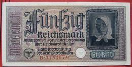 50 Reichsmark ND (Reichskreditkassen) (WPM R140) - 50 Reichsmark