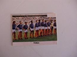 Football Futebol World Cup México 86 France Team Portugal Portuguese Pocket Calendar 1986 - Calendars
