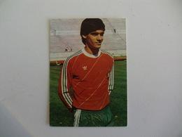 Football Futebol World Cup México 86 Rui Águas Portugal Portuguese Pocket Calendar 1986 - Calendars