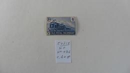France :Colis Postaux :timbre Neuf Charnière N° 186 - Nuovi