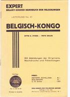 EXPERT - Billig's Grosses Handbuch Der Fälschungen - Belgian Congo