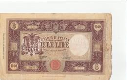 "Banconota - Lire 1000 ""FALSO"" - [ 8] Falsi & Saggi"