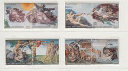 Vatican 1994 - Michel 1107-114 MNH **, Ref 03-98 - Nuevos