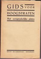 Gids Voor HOOGSTRATEN - Histoire