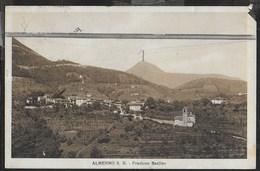 LOMBARDIA - ALMENNO S.B. - FRAZIONE BASLINO - FORMATO PICCOLO - EDIZ. VISCARDI - VIAGGIATA 1937 - Italy