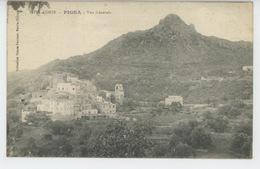 CORSE - PIGNA - Vue Générale - France