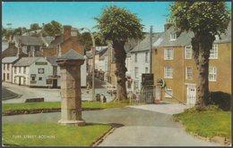 Turf Street, Bodmin, Cornwall, 1982 - Salmon Postcard - England