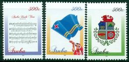 Aruba 2016   Nationale Symbolen   Postfris/mnh/neuf - Periode 1980-... (Beatrix)
