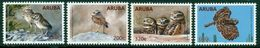 Aruba 2016   Uilen   Owls   Eulen   Postfris/mnh/neuf - Periode 1980-... (Beatrix)