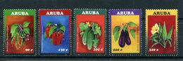 Aruba 2016   Planten Groenten   Plants Vegetables     Postfris/mnh/neuf - Periode 1980-... (Beatrix)