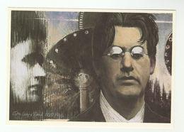 1989 Pioneer JOHN LOGIE BAIRD ,  TELEVISION Art Scottish Post Office Board Postcard Gb Broadcasting Tv - Entertainment