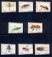 Aruba 2016  Insecten  Insects      Postfris/mnh/neuf - Periode 1980-... (Beatrix)