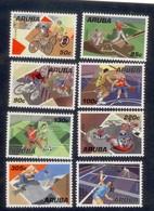 Aruba 2017  Sporten   Sports   Postfris/mnh/neuf - Periode 1980-... (Beatrix)
