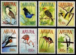 Aruba 2017   Vogels  Birds     Postfris/mnh/neuf - Periode 1980-... (Beatrix)