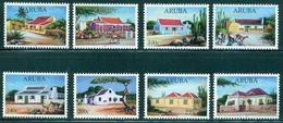 Aruba 2017   Landhuizen         Postfris/mnh/neuf - Periode 1980-... (Beatrix)