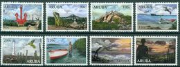 Aruba 2017  Toerisme   Tourisme        Postfris/mnh/neuf - Periode 1980-... (Beatrix)
