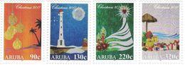 Aruba 2017  Kerstmis Christmas   Weihnachten Noell         Postfris/mnh/neuf - Periode 1980-... (Beatrix)