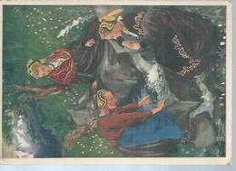 """6 - EN PARCOURANT LA SAVOIE - TARENTAISE TARINES """" AU BACHAL """"  ( Déssin: HOMUALK ) - Homualk"""