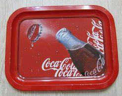 AC - COCA COLA TIN TRAY #4 FROM TURKEY - Trays