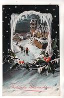 Nr.+  825,  Schöne Weihnachts-Karte, - Non Classificati