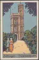 Bismarckturm, Göttingen, Niedersachsen, C.1910s - Göttinger Papierhändler AK - Goettingen