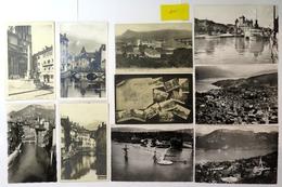 2892 - LOT De 10 Cartes Postales Haute Savoie (74) - ANNECY - Annecy