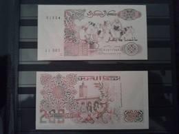 ALGERIA ALGERIE - BILLET BANKNOTE BANK NOTE 200 DINAR DINARS UNC - Algeria
