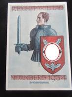 Postkarte Postcard Propaganda Reichsparteitag 1934 - Deutschland