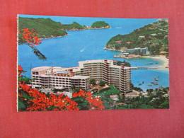 Hotel Caleta  Acapulco Mexico    Ref 3001 - Mexique