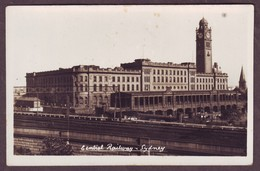 1920s Unused New South Wales Australia Postcard Showing Central Railway Sydney NSW Mowbray Series - Sydney