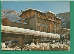 CPSM  HAUTE SAVOIE 57/321 – Hôtel Du Bargy, MONT SAXONNEX, Alt. 1000m - Other Municipalities